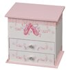 <strong>Mele & Co.</strong> Angel Girl's Musical Ballerina Jewelry Box