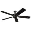 "<strong>Monte Carlo Fan Company</strong> 60""  Cyclone 5 Blade Outdoor Ceiling Fan"
