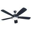 """Monte Carlo Fan Company 52"""" Discus 5 Blade Ceiling Fan"""