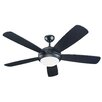 "52"" Discus 5 Blade Ceiling Fan"