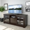 "<strong>dCOR design</strong> CorLiving TWB-692-B West Lake 61.5"" TV Stand"