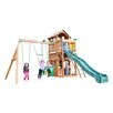 <strong>Playtime Swing Sets</strong> Madison Swing Set