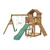 <strong>Playtime Swing Sets</strong> Eagle Point Swing Set