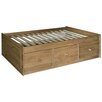 <strong>Warwick Cabin Bed Frame</strong> by Home Essence