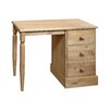 Warwick Single Pedestal Dressing Table