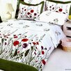 <strong>Le Vele</strong> Garden 6 Piece Full / Queen Duvet Cover Set