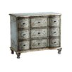 <strong>Crestview Collection</strong> Garland 3 Drawer Chest