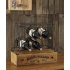 Crestview Collection Wine Country Bottle Rack