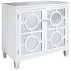 Crestview Collection Mirrored 2 Door Cabinet