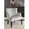 <strong>Fifth Avenue Nailhead Arm Chair</strong> by Crestview Collection