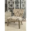 <strong>Crestview Collection</strong> Madison Ikat Side Chair