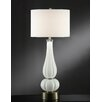 "<strong>Crestview Collection</strong> Transitions Atlantic 38"" H Table Lamp with Drum Shade"