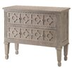 Crestview Collection Providence 2 Drawer Chest