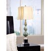 """Crestview Collection Savoy 35.5"""" H Table Lamp with Square Shade"""