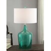 "<strong>Sea Side Kelly 27"" H Table Lamp with Drum Shade</strong> by Crestview Collection"