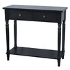 Crestview Collection Treasure Console Table