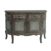 Crestview Collection Marseilles Demilune End Table