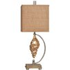 """Crestview Collection Sea Side Shell Island 29"""" H Table Lamp with Rectangle Shade"""