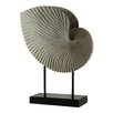 Crestview Collection Sea Side Large Shell Statue