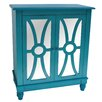 Crestview Collection Clairemont 2 Door Cabinet
