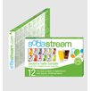 SodaStream SodaMix Variety Sampler (Set of 12)