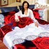 <strong>Dophia</strong> Diana 6 Piece Duvet Cover Set