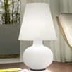 <strong>Murano Luce</strong> Candy Table Lamp in White