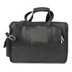<strong>Entrepeneur Half-Moon Portfolio Laptop Briefcase</strong> by Piel Leather