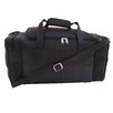 "<strong>Piel Leather</strong> 19.5"" Small Leather Carry-On Duffel"
