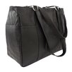 <strong>Piel Leather</strong> Fashion Avenue Medium Shopping Tote