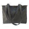 <strong>Piel Leather</strong> Fashion Avenue Small Shopping Tote