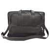 Piel Leather Entrepreneur Half-Moon Portfolio Briefcase