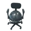 <strong>Cando</strong> Adjustable Ball Chair