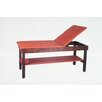 <strong>Wooden Treatment Table with Shelf and Rising Back</strong> by Skillbuilders