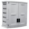 "Suncast 28"" H x 28"" W x 13.75"" D Utility Wall Cabinet"