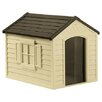 <strong>Deluxe Dog House</strong> by Suncast