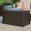 Suncast Blow Mold Resin Coffee Deck Box