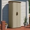 "<strong>32.25"" W x 2'2.5"" D Resin Garden Shed</strong> by Suncast"