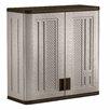 "Suncast 30.25"" H x 30"" W x 12"" D Wall Storage Cabinet"