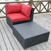 <strong>Pasadina Deep Seating Corner Sectional Piece with Cushions and Coff...</strong> by Bellini Home and Garden