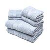 Kassatex Fine Linens Kassadesign 6 Piece Towel Set in Smoke