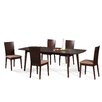 <strong>New Spec Inc</strong> Cafe-47 5 Piece Dining Set