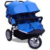 City X3 Double Swivel Jogging Stroller