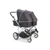 My Duo Stroller Bassinet