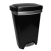 Hefty 50-qt. Premium Step on Wastebasket (Set of 2)