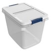 <strong>29 Qt. Storage Container (Set of 6)</strong> by Hefty