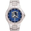 <strong>LogoArt®</strong> NBA Men's Pro II Bracelet Watch with Full Color Team Logo Dial