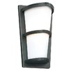 PLC Lighting Alegria 1 Light Outdoor Wall Lantern