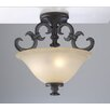 <strong>PLC Lighting</strong> Lexington Semi Flush Mount
