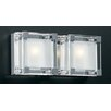 <strong>PLC Lighting</strong> Corteo 2 Light Vanity Light